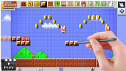 Super Mario Maker (Wii U) screenshot