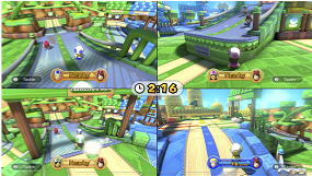 Nintendo Land (Wii U) screenshot